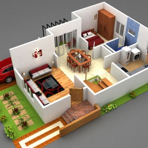 3 BHK Luxury Villas near HCL SEZ