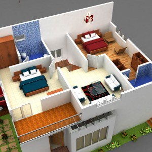75 Lacs Villas in Bangalore